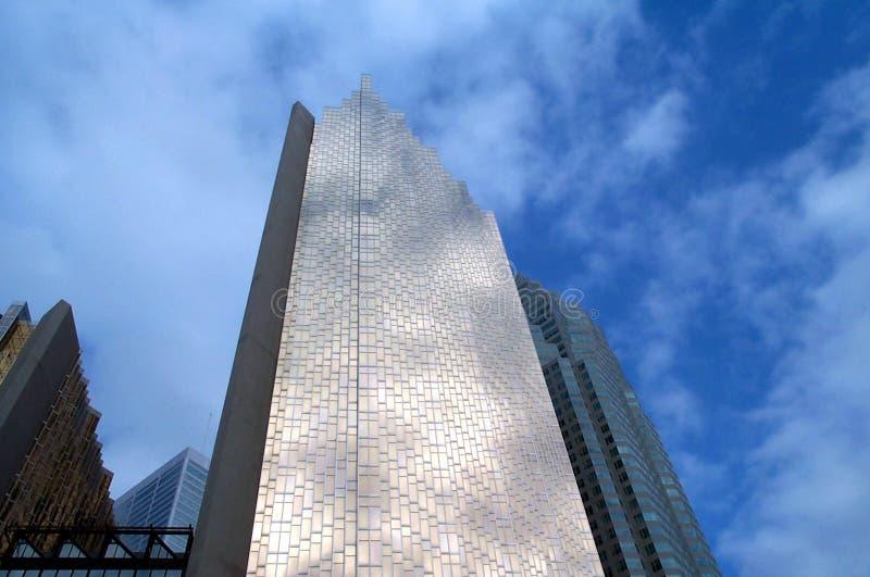 Edificio Alto Immagine Stock Libera da Diritti