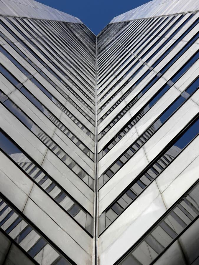 Edificio alto fotografia stock libera da diritti