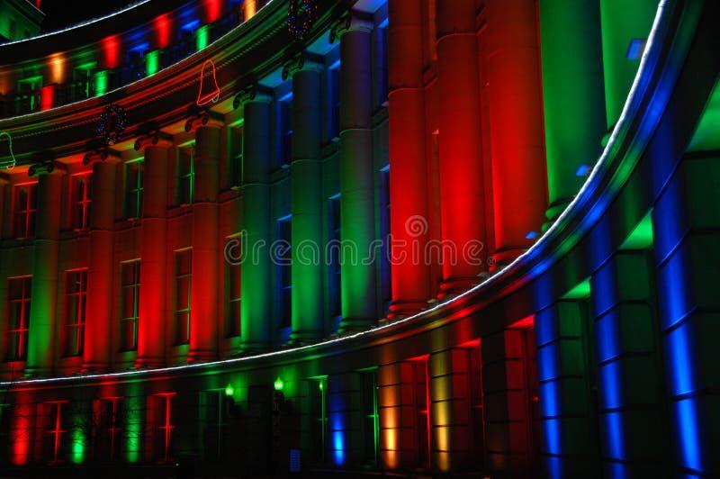 Edificio colorido 10 fotografía de archivo libre de regalías