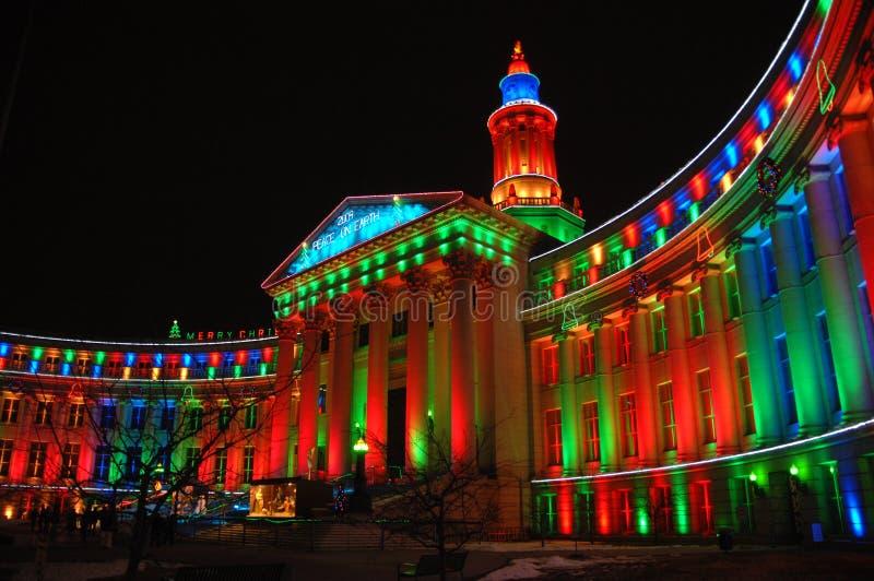 Edificio colorido 3 imagen de archivo