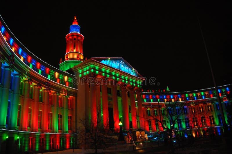 Edificio colorido 5 imagen de archivo libre de regalías