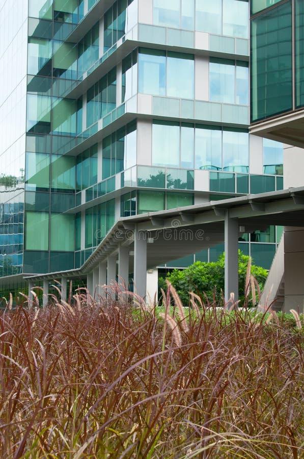 Edificio comercial foto de archivo