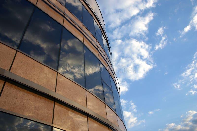 Edificio corporativo fotografía de archivo libre de regalías