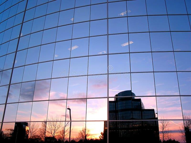 Edificio corporativo 1 foto de archivo libre de regalías