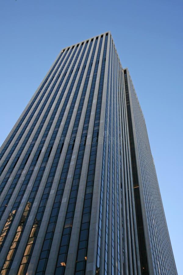 Edificio corporativo fotografía de archivo