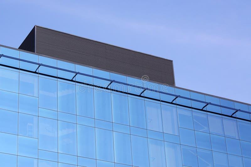 Edificio corporativo moderno imagen de archivo