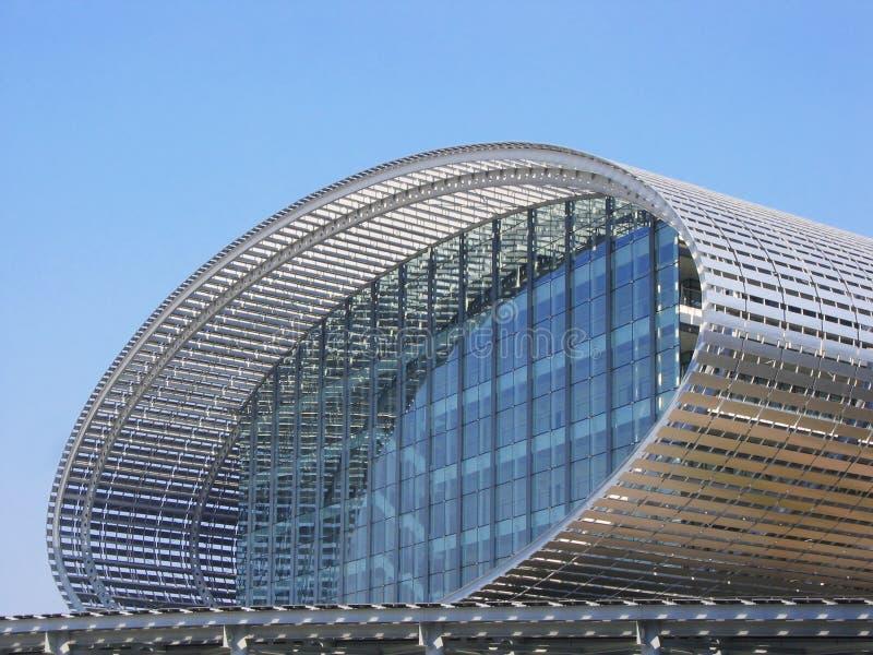 Edificio de acero moderno imagen de archivo imagen de - Acero construction ...