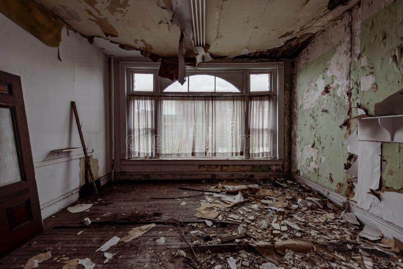 Edificio de Brookes - Liverpool del este, Ohio imagenes de archivo