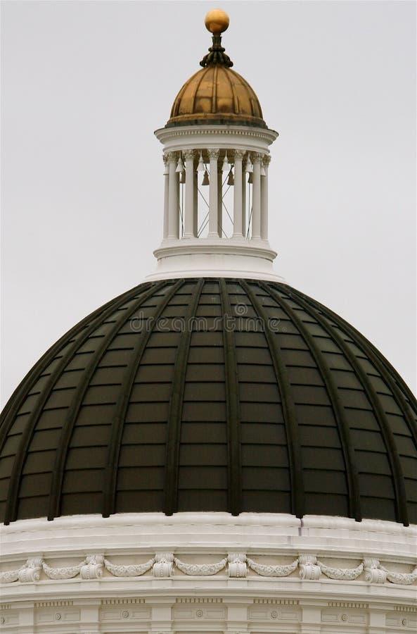 Edificio de capital de California Sacramento imagen de archivo