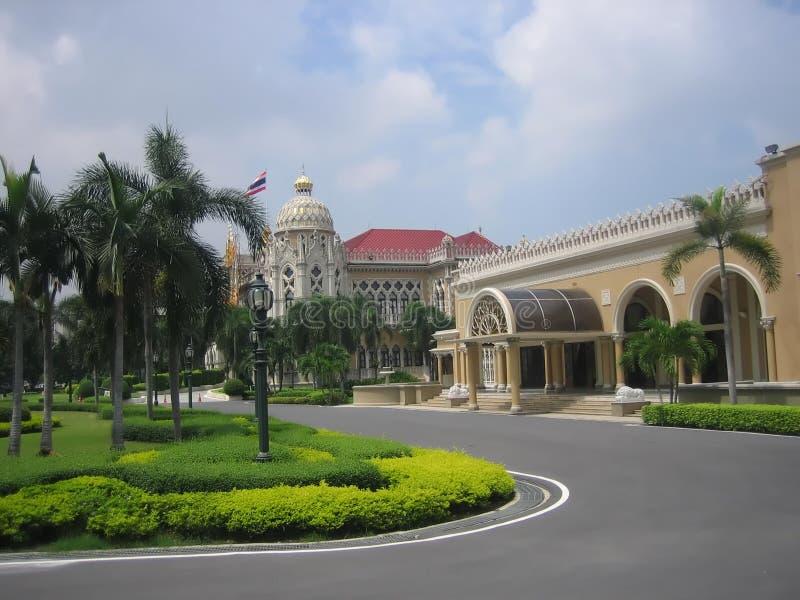 Download Edificio De Governement, Bangkok Imagen de archivo - Imagen de trabajo, tráfico: 1298831