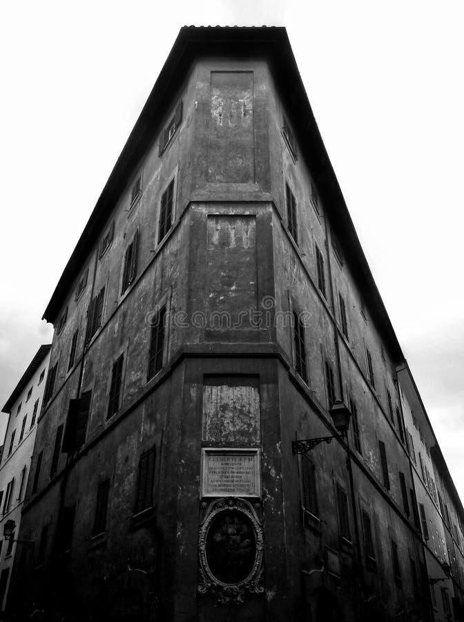 Edificio de la historia foto de archivo libre de regalías