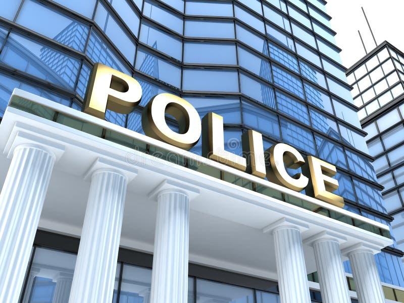 Policía imagen de archivo libre de regalías
