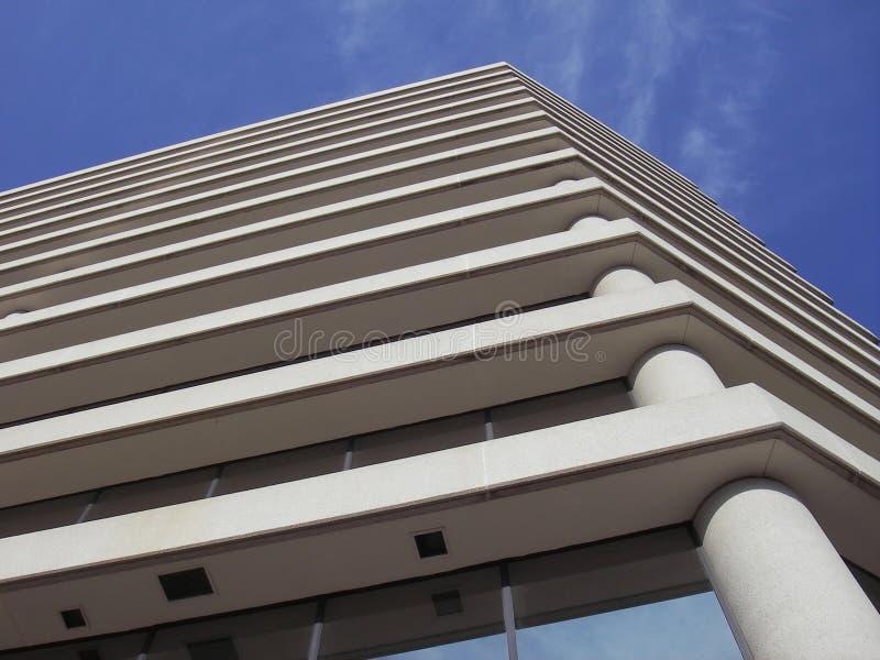 Edificio de Layercake foto de archivo libre de regalías