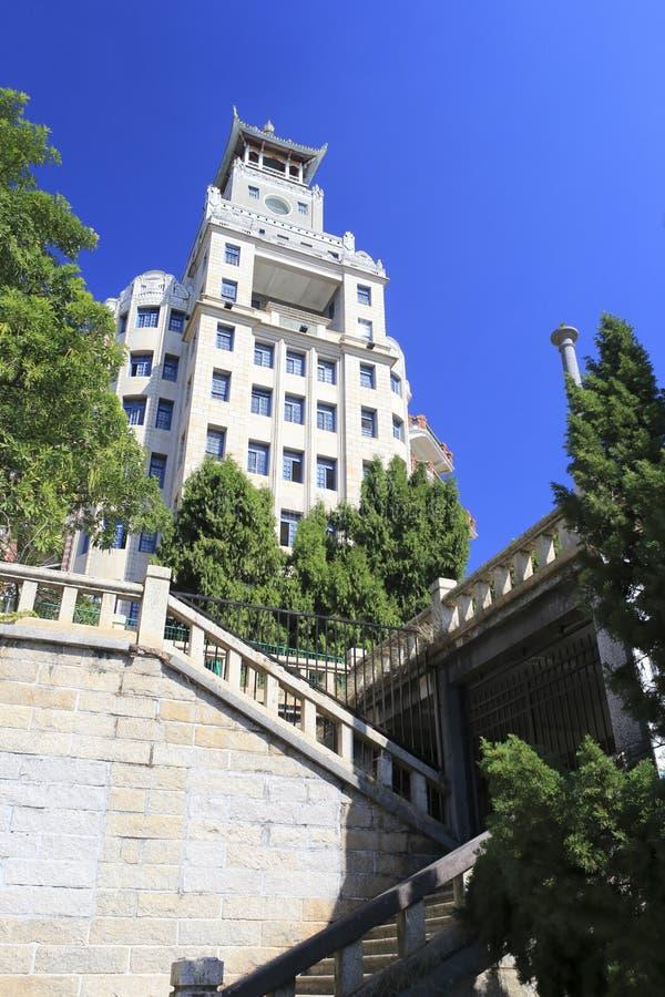 Edificio de Nanxun fotos de archivo libres de regalías