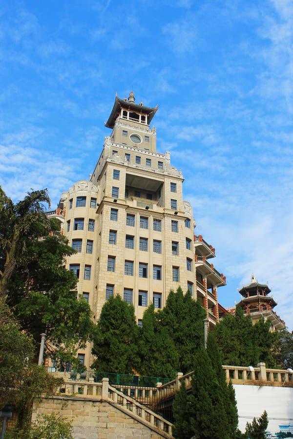 Edificio de Nanxun del xuecun del jimei de Xiamen foto de archivo libre de regalías