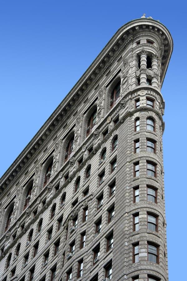 Edificio de Nueva York Flatiron foto de archivo libre de regalías