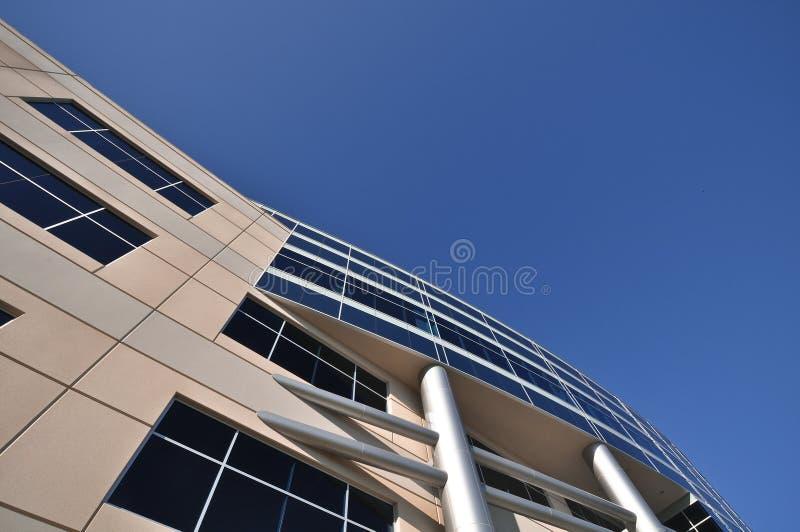 Edificio de oficinas imágenes de archivo libres de regalías