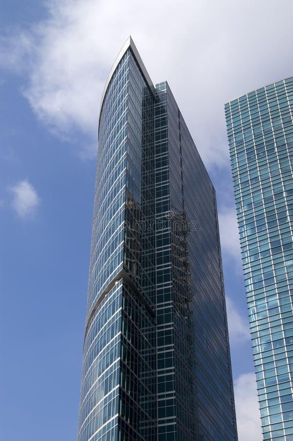 Download Edificio de oficinas 2 foto de archivo. Imagen de azul - 1293618