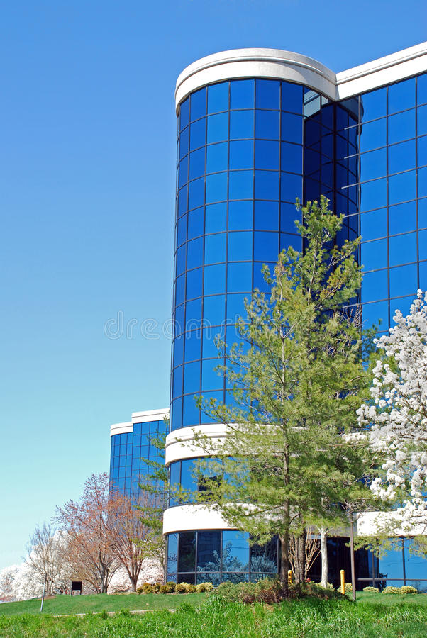 Edificio de oficinas 20 foto de archivo libre de regalías