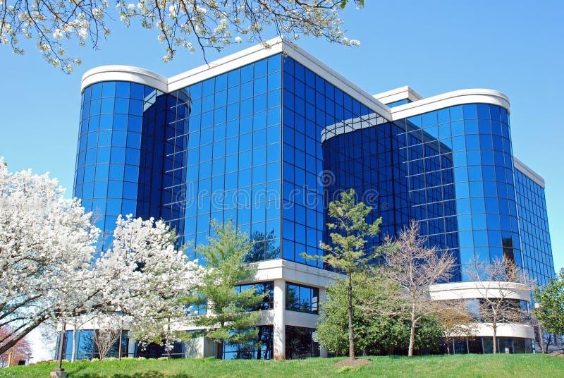 Edificio de oficinas 21 foto de archivo
