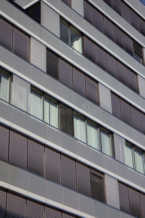 Edificio de oficinas clásico foto de archivo