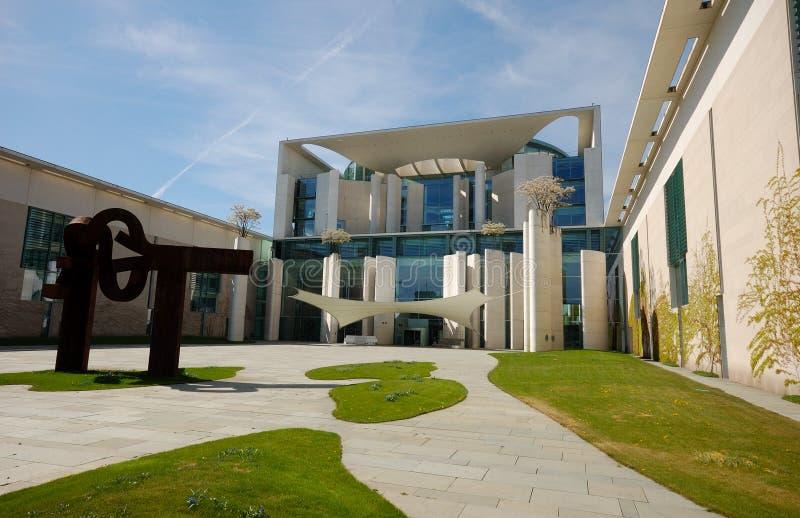 Edificio de oficinas de los cancilleres fotografía de archivo libre de regalías