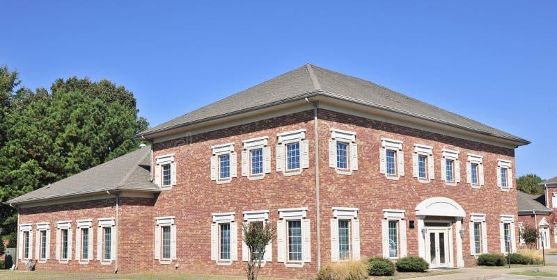 Edificio de oficinas genérico fotografía de archivo