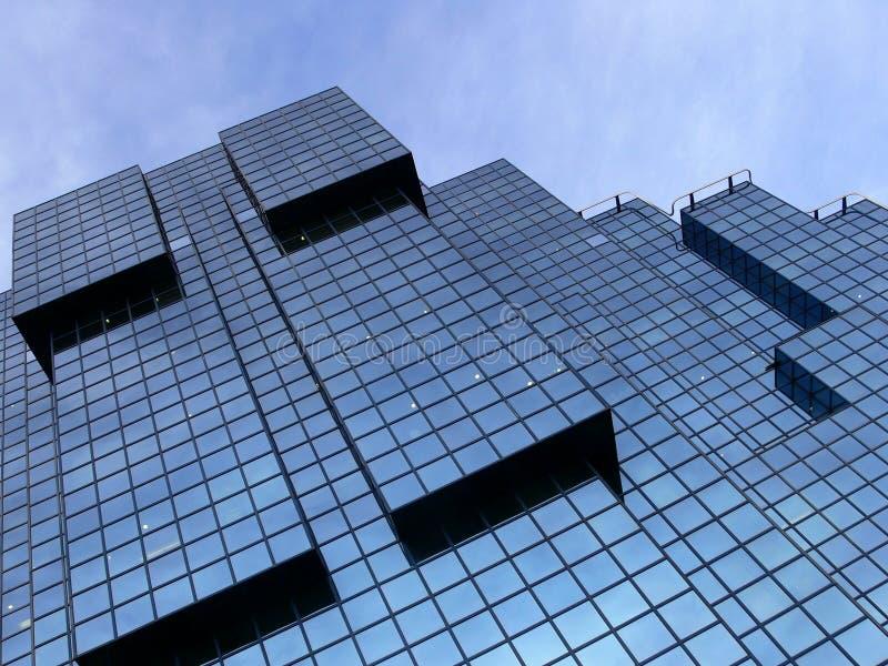 Edificio de oficinas, Londres fotografía de archivo libre de regalías
