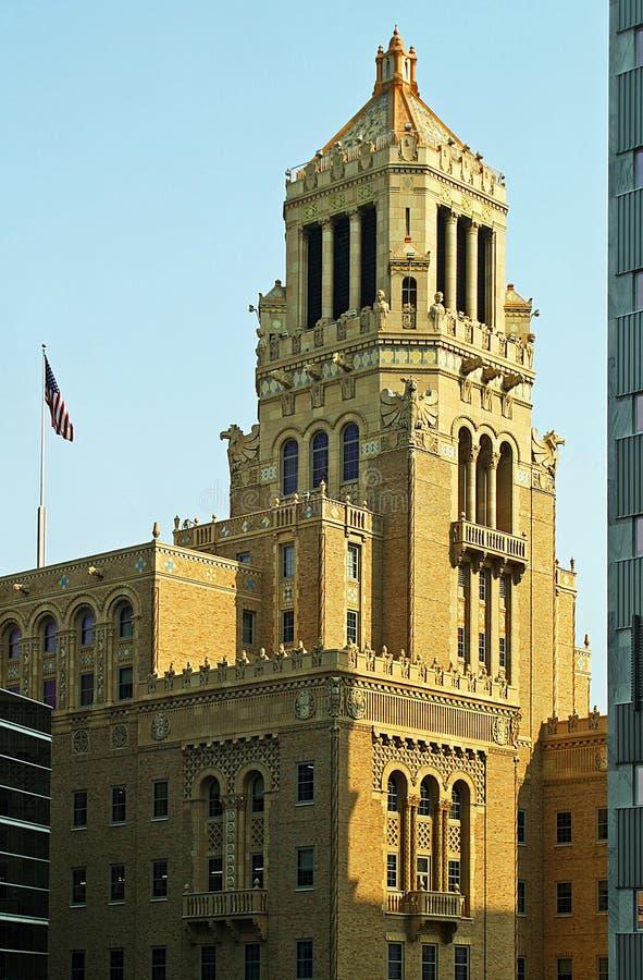 Edificio de Plummer foto de archivo