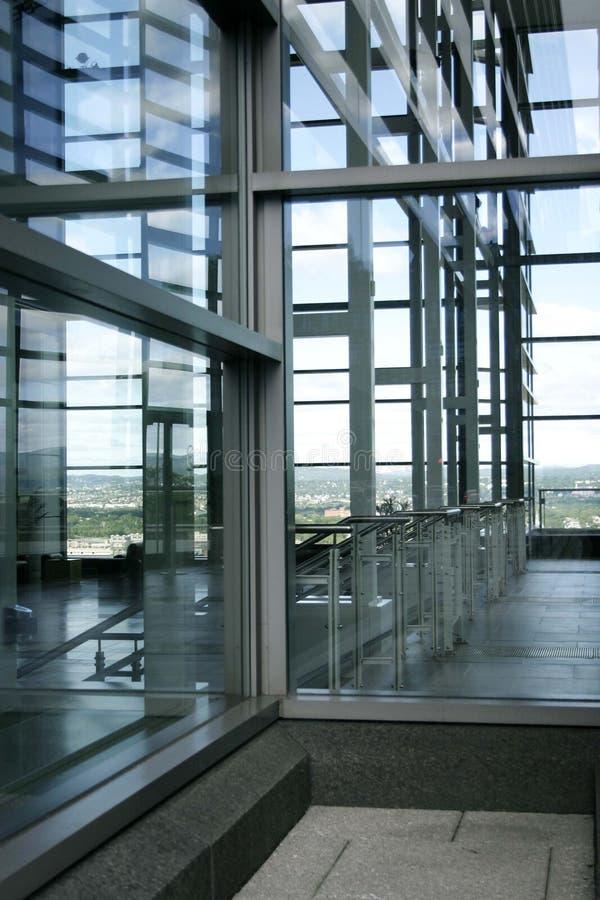 Edificio del asunto foto de archivo libre de regalías