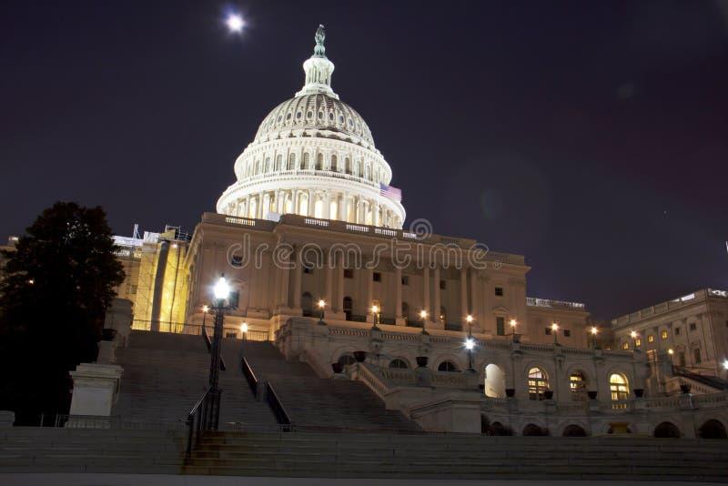 Capitolio de los E.E.U.U. foto de archivo