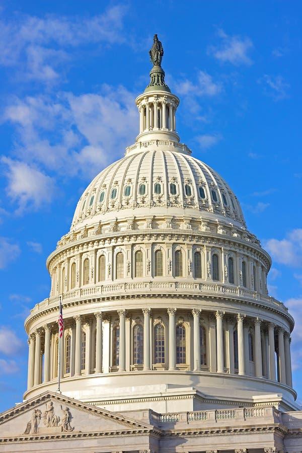 Edificio del capitolio de los E.E.U.U., Washington DC fotos de archivo libres de regalías