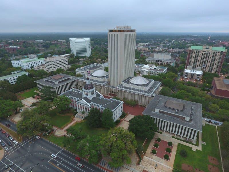 Edificio del capitolio del estado de la Florida foto de archivo
