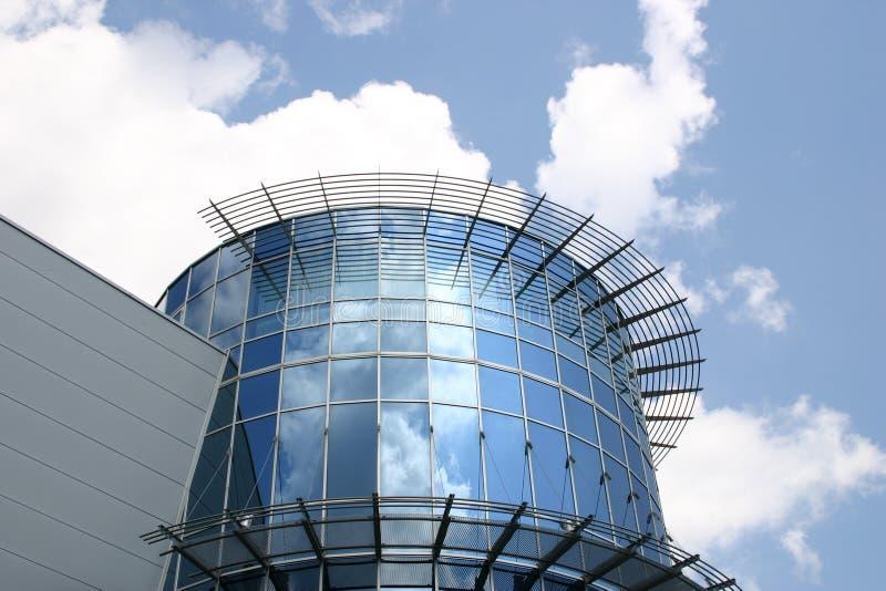 Edificio del cine imagenes de archivo