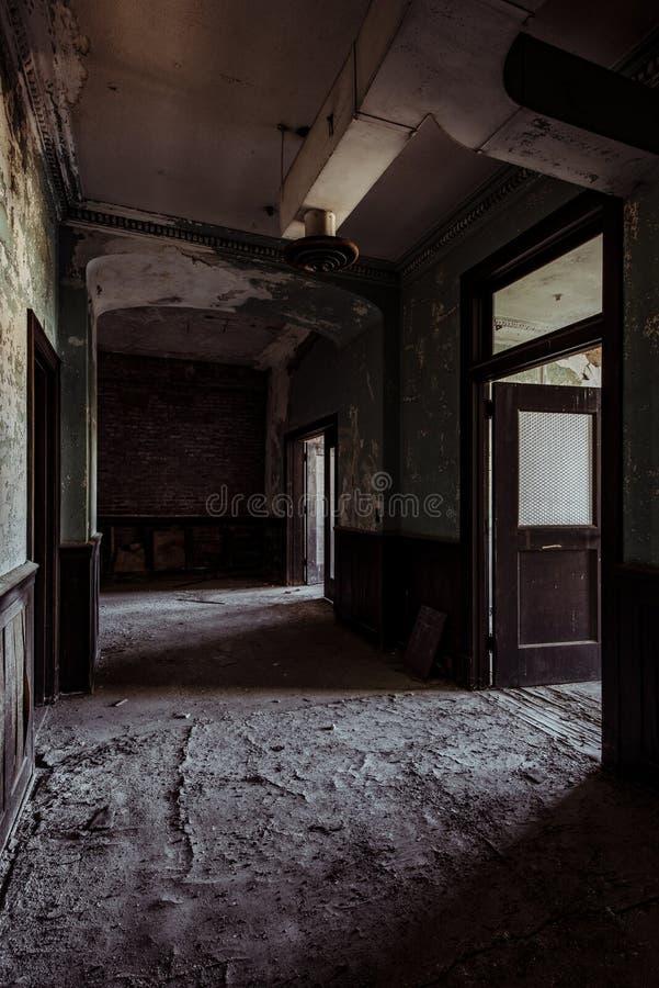Edificio del minero-Crowell - Springfield, Ohio fotos de archivo libres de regalías