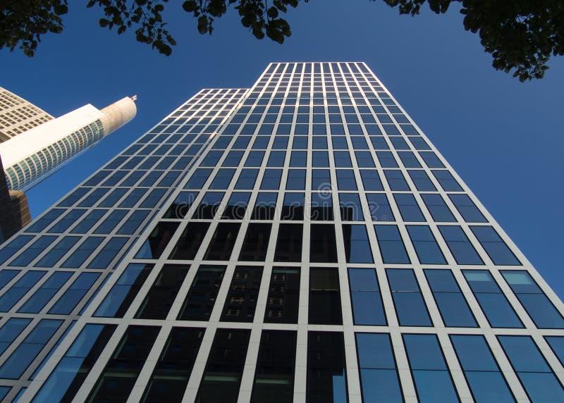 Download Edificio Del Negocio (torre De Taunus) En Francfort, Alemania Foto de archivo - Imagen de capital, diseño: 42442522