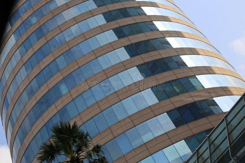 Edificio di COLOMBO, SRI LANKA della Banca del Ceylon, fotografia stock