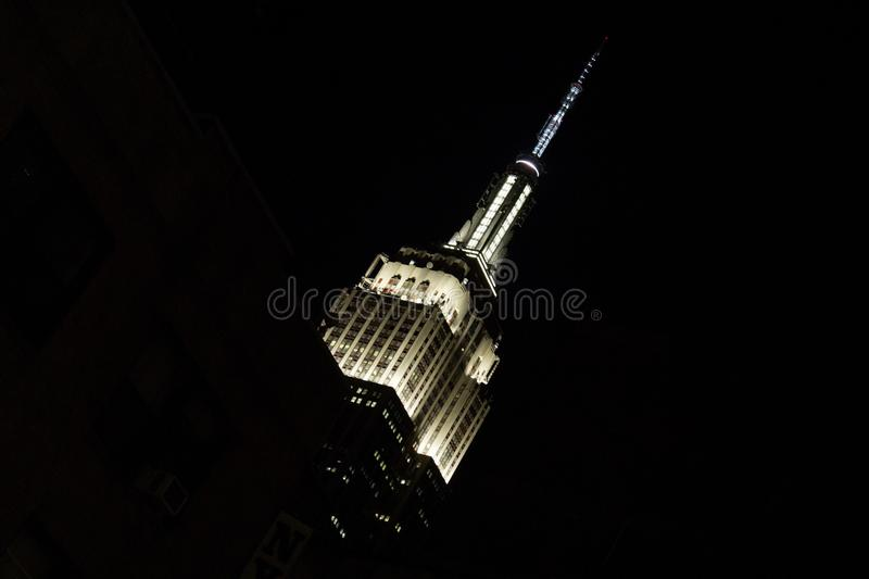 Edificio di EmpireState fotografia stock