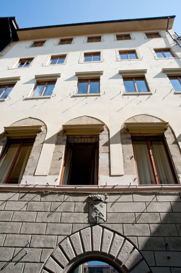 Edificio di Firenze fotografia stock libera da diritti