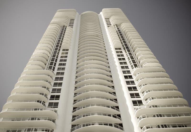 Edificio di Miami immagine stock