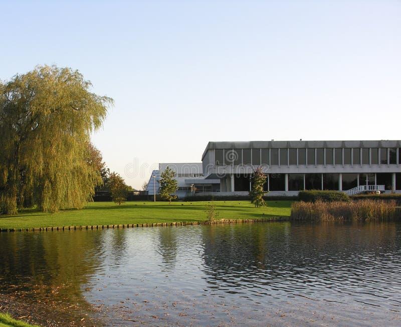 Edificio di Modren immagine stock libera da diritti