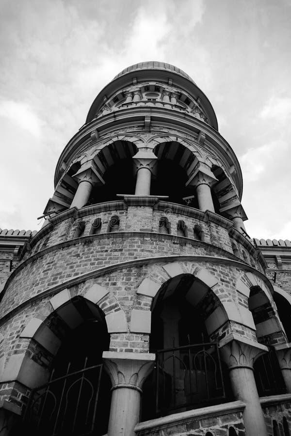 Edificio di Sultan Abdul Samad, Kuala Lumpur fotografia stock libera da diritti