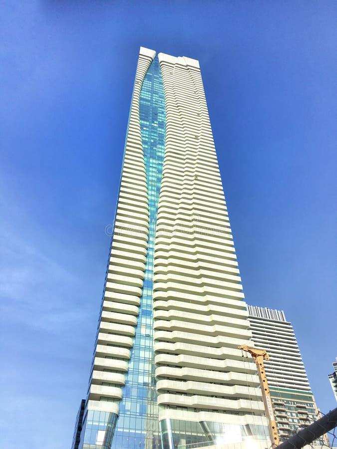 Edificio di Toronto immagini stock libere da diritti