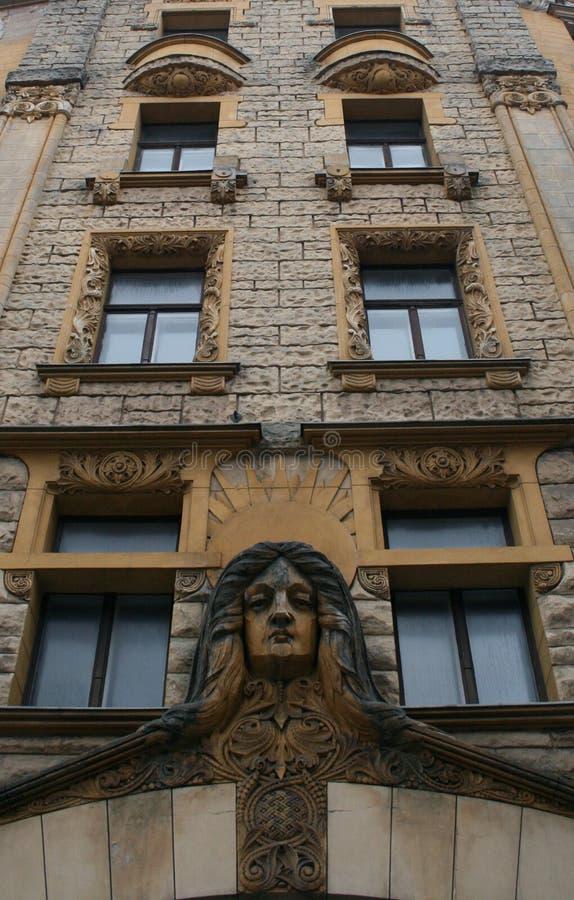 Download Edificio en Riga foto de archivo. Imagen de báltico, riga - 41909022