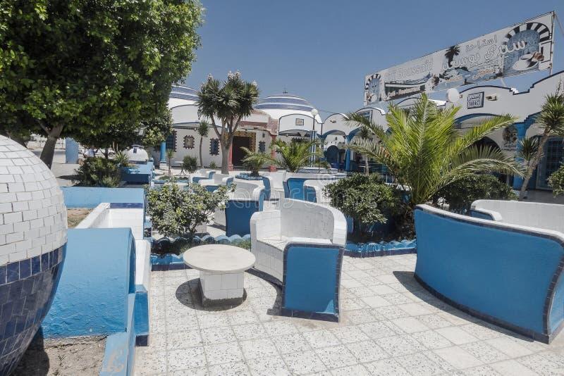 Edificio en Túnez foto de archivo libre de regalías