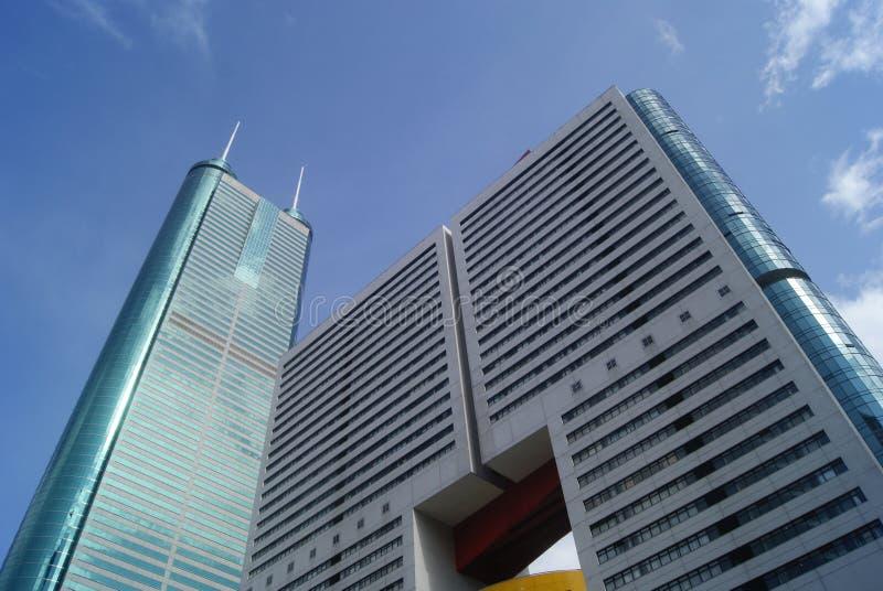 Edificio imperial del estado de Shenzhen fotos de archivo