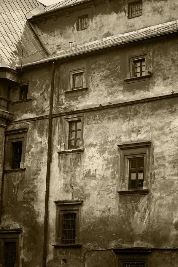 Edificio inusual fotos de archivo libres de regalías