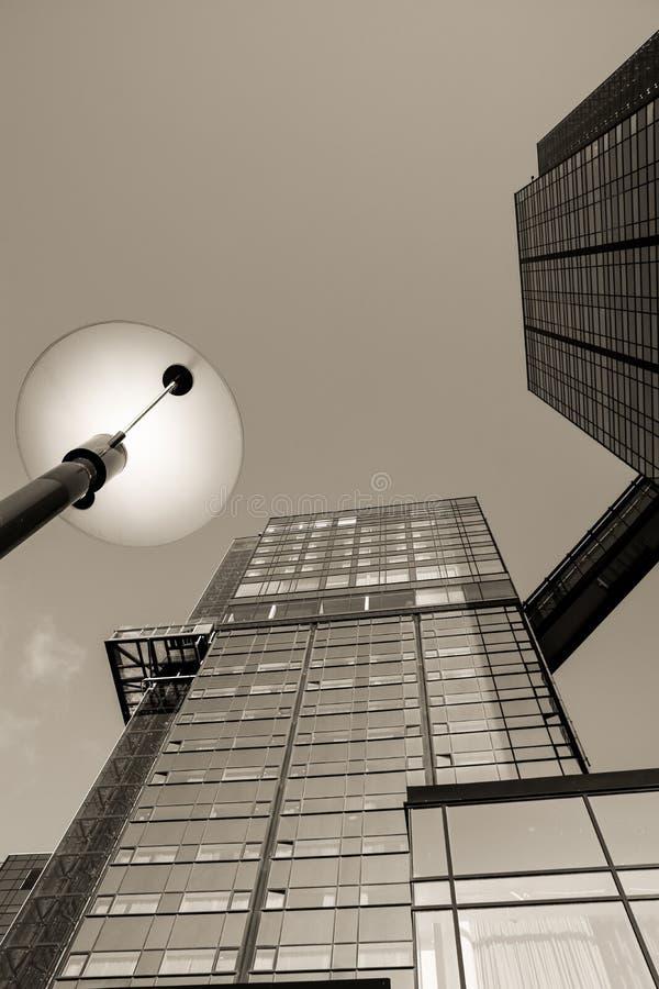 Edificio moderno imagen de archivo