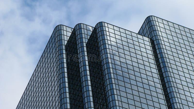 Edificio per uffici fotografia stock