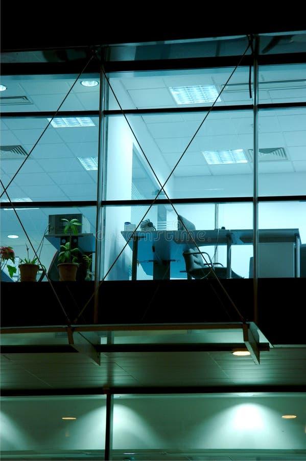 Edificio per uffici 2 fotografie stock libere da diritti